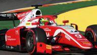 Formel 2: Schumi-Sohn bleibt