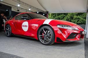 Milltek umgeht OPF beim Toyota Supra