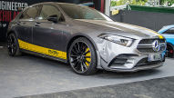 Mercedes-AMG A 35: Milltek