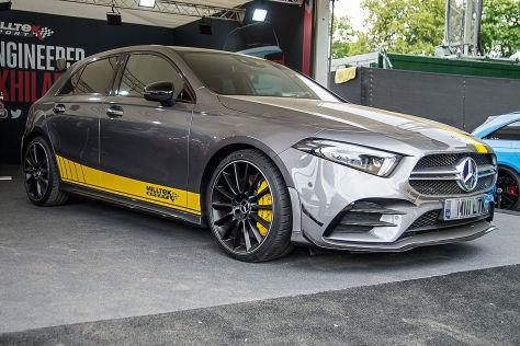 Mercedes-AMG A35 Tuning: Milltek-Sound