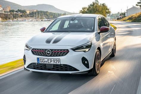 Opel Corsa (2019): Neue Ausstattungen