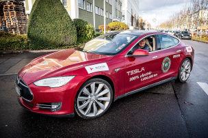 So knackte der Tesla die Million