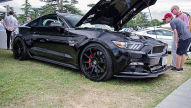 Ford Mustang V8: Tuning