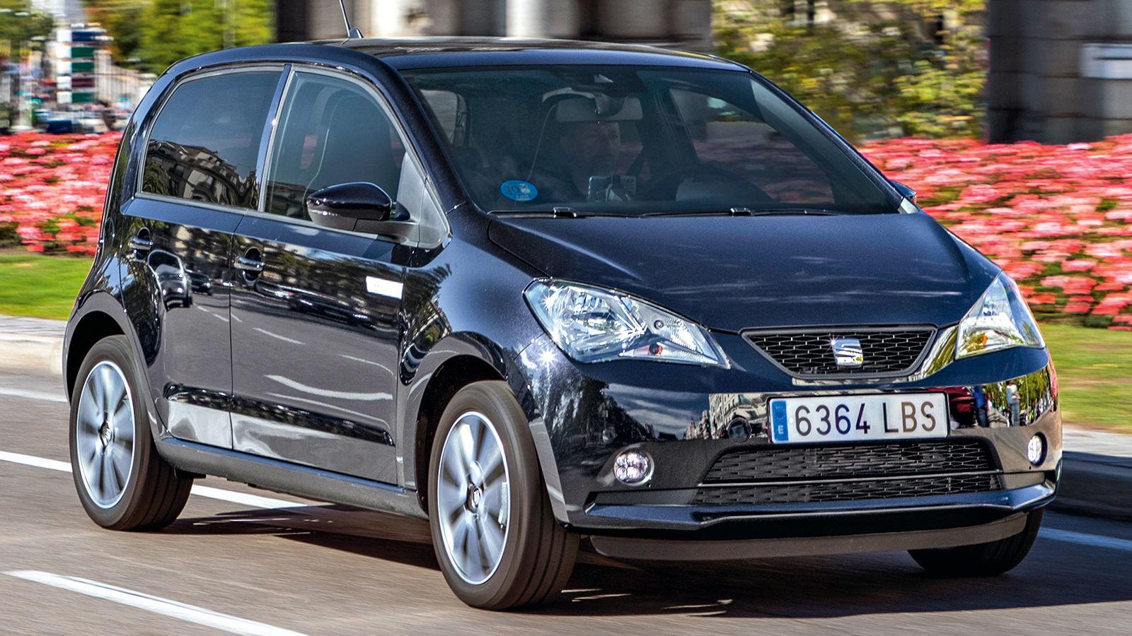 Seat Mii electric (2019): Test - Fahrbericht - Review ...