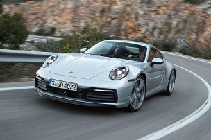 Porsche 911 bekommt Hybrid-Antrieb