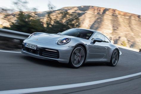 Porsche 911 Hybrid (2020): 992, Elektro