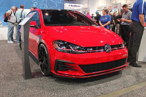 VW Golf 7 GTI Tuning: APR Power-Plus