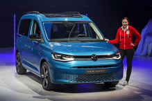 VW Caddy (2021): Erlkönig, Bilder, Design, Marktstart