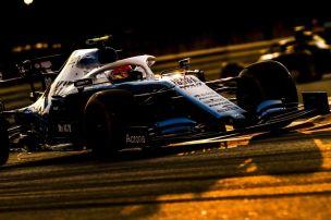 Blamage f�r Kubica, Norris schl�gt Sainz