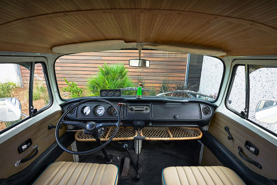 Dieser VW T2 ist jetzt ein e-Golf