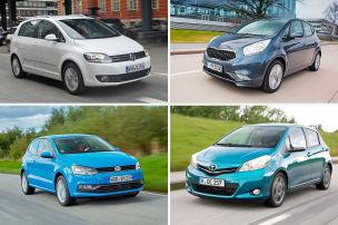 Die besten Gebrauchtwagen bis 5000 Euro