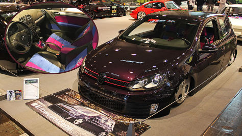 """VW Golf 6 """"Fire and Ice"""" (2009)"""
