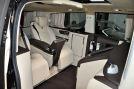 2015 Mercedes Viano 3.5 Brabus Extralang Obsidianzwart metallic
