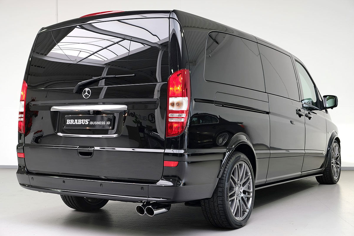 Mercedes Viano 3.5 Brabus