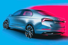 Skoda Rapid (2020): Scala-Limousine, Russland, neue Generation