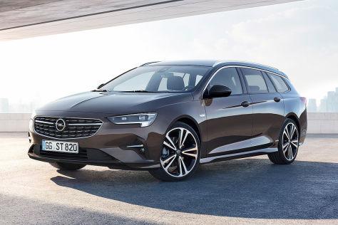 Opel Insignia Facelift (2020):