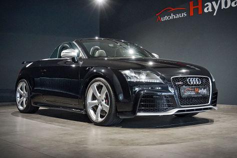 Audi TT RS 8J Roadster (2011): Preis, Sound, gebraucht