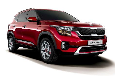Kia Seltos (2019): Preis, Indien, Motoren, Automatik