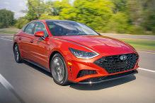 Hyundai Sonata (2020): Test, Europa, Motor,