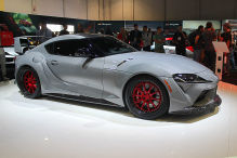 Toyota Supra Tuning: Hyperboost Edition