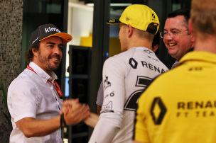 Alonso spricht von Rückkehr