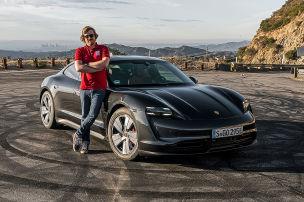 Der Basis-Taycan ist ein echter Porsche!