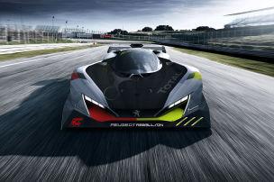 So sieht das Peugeot-Hypercar aus