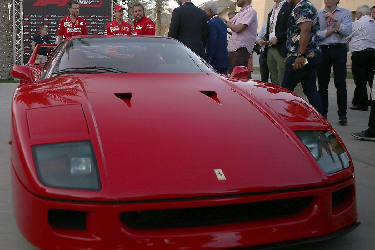 Formel 1: Diese Autos fährt Sebastian Vettel privat