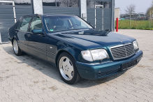 Mercedes S 70 AMG: S 600 L, W 140, Preis