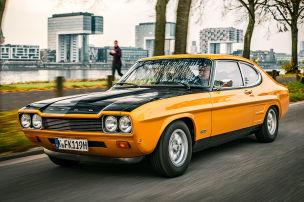 Ford Capri wird 50: unterwegs im RS