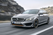 Mercedes CLA 200 Shooting Brake: Leasing mit Gutscheincode