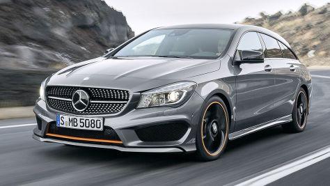 Mercedes CLA 200: Leasing