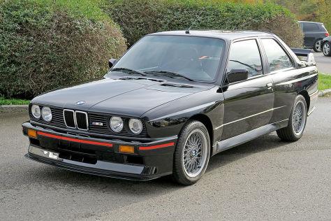 BMW M3 E30 Sport Evolution im Topzustand