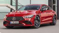 Mercedes-AMG GT 43: Leasing