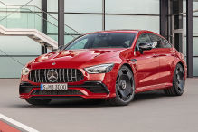 Mercedes-AMG GT 43: Leasing, Preis