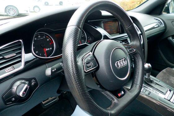 Audi RS 4 mit V8 für unter 28.000 Euro