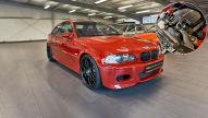 BMW 3er E46 mit V8 aus dem M5 E39