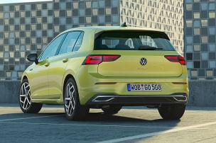 VW Golf 8 1.5 TSI: Leasing