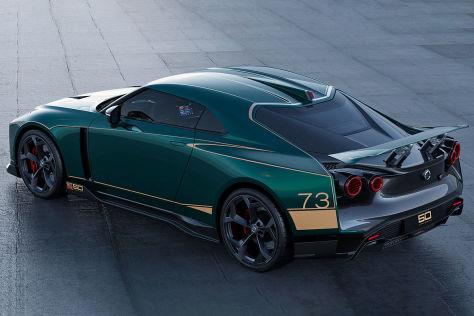 Nissan Gt R50 By Italdesign Das Ist Der Teuerste Gt R Autobild De