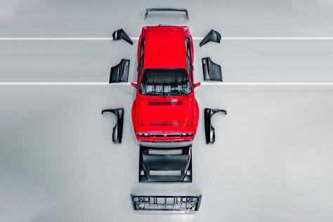 Lancia Delta HF Integrale - Panels