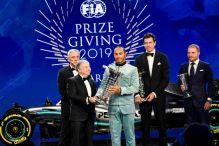 Formel 1: FIA-Gala als Hamilton-Show