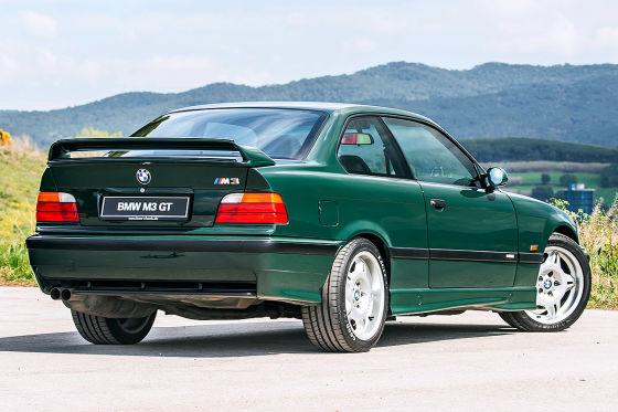 BMW M3 GT (E36): Stückzahl, Tipps zum Kaufen