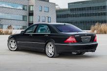 Mercedes S 600 Brabus T12 zu verkaufen