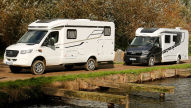 Knaus Van TI Plus vs. Hymer ML-T: Test