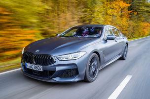 BMW M850i: Panameras Albtraum