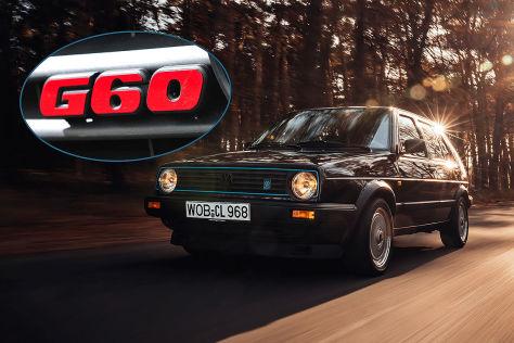 VW 1.8 G60 Motor (1988): Golf 2 GTI, Rallye Golf, Corrado, Passat