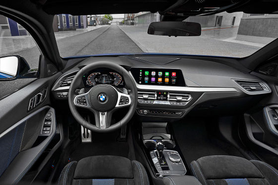 BMW bietet endlich Android Auto an.
