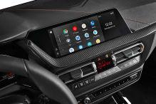 BMW startet Android Auto (2020): Smartphone, Infotainment, Google,