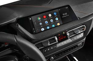 BMW künftig auch mit Android Auto