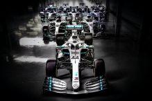 Formel 1: Mercedes' Dominanz